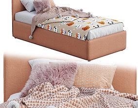 Bonaldo Single beds Titti 2 3D model