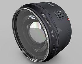 50mm-Lens 3D