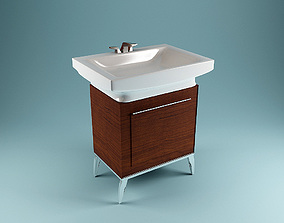 3D model V B Bellevue Washstand