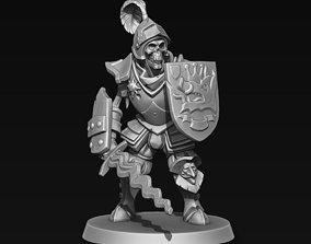 3D print model Skeleton Warrior