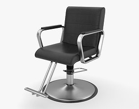 beauty 3D model Salon Chair