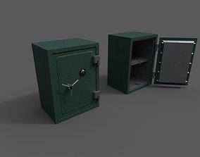 3D asset Safe 1