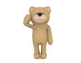 3D model TeddyBear