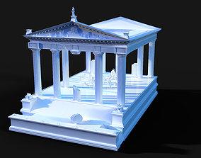 NeoClassical GrecoRoman Painting Scene 3D model