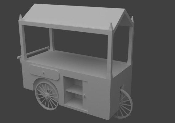 Peddler Carts p2