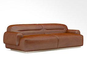 Cb2 Logan sofa new 3D model