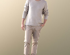 3D model Will 10841 - Casual Man