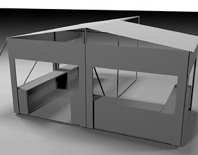 3D Clothe-Tent