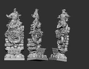 Guan Yu 3D