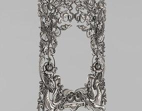 3D print model Frame for the mirror