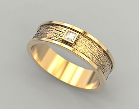 3D print model Wedding ring 67