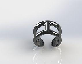 3D printable model Bague H