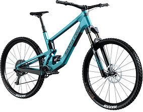 vehicle Santa cruz 5010 Mountain Bike mtb 3D model