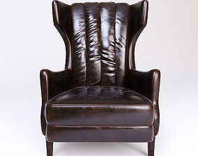 3D model Timothy Oulton Manor Armchair