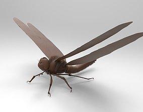 3D print model dragonfly