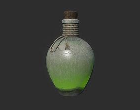 Magic Potion Bottle 3D model