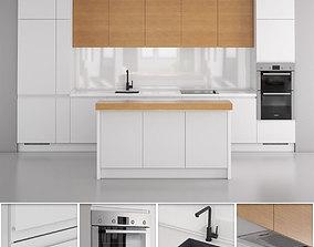 Kitchen by Polka 01 3D