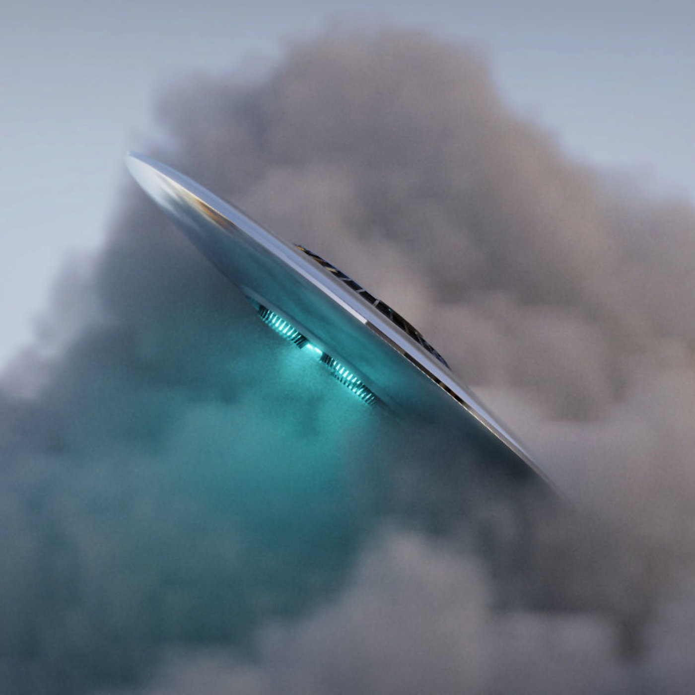 Just a UFO