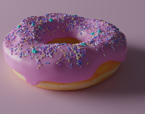 3D model Delicious Donut
