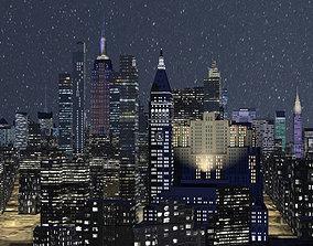 3D asset Manhattan part 2