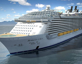 3D model Harmony Of The Seas