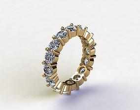 3D New Ring women model R34