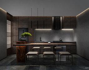 kitchen 3D tableware