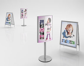3D Contemporary Display Systems