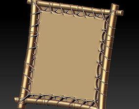 3D frame 105