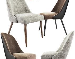 zuma 3D model Zuma Pumice Accent Chair