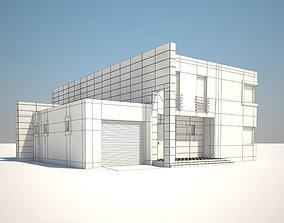 fbx House 3D model