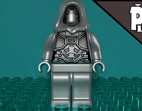lego Ant-man and the wash ghost 3D