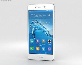 3D model Huawei Enjoy 6s Silver