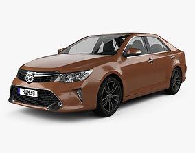 Toyota Camry CIS 2017 3D