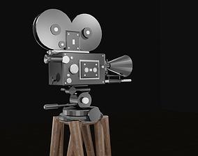 Old School Camera 3D asset