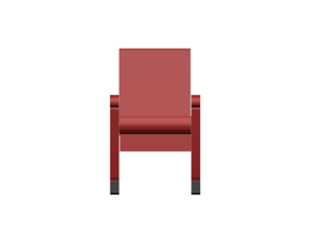 theaterchair Theater Chair 3D Model