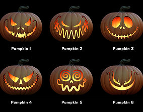 Pumpkins for Halloween 3D printable model