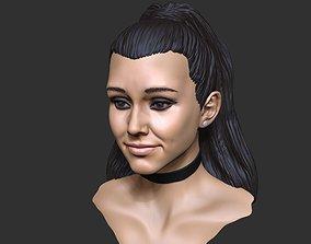 3D model Ariana Grande