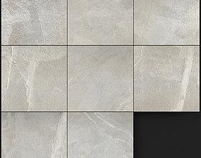 Yurtbay Seramik Magma Grey 500x500 3D model