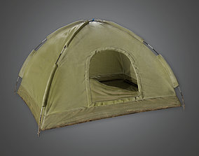 MLT - Military Tent 12 - PBR Game Ready 3D model
