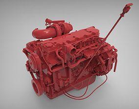 Engine Cummins QSB 6 3D