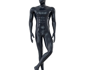 3D model Male Abstract Mannequin 99