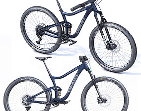 Giant Mountain Bike 3D model