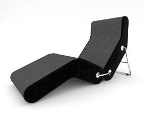 Eero Aarnio Workstation Chair 3D