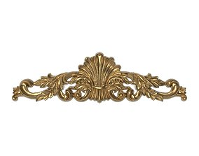 ornate decoration decorative pattern ready for 3D printing