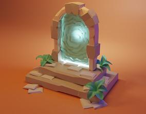 Portal gate 3D