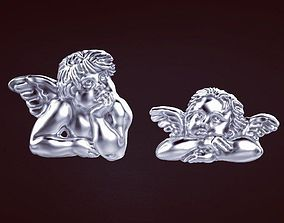 3D print model Angels Sistine Madonna