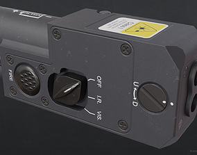 3D asset Visible pointer CBVP-1