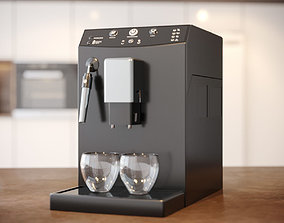 3D model Coffee Machine Philips