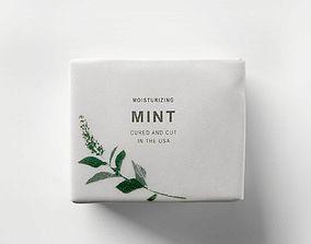 mint 3D model Mint Duo Soap